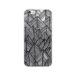 OTM Prints Case for iPhone 5/5S Rocks Ebony