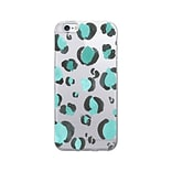 OTM Case-iPhone 5/5S Spotted Turquoise