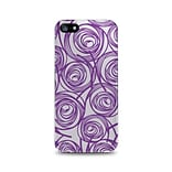 OTM Case-iPhone 5/5S New Age Swirl Amethyst