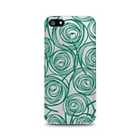 OTM Case-iPhone 5/5S New Age Swirls of Jade