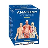 BarCharts, Inc., QuickStudy® Anatomy Flashcard & Reference Set (9781423230694)