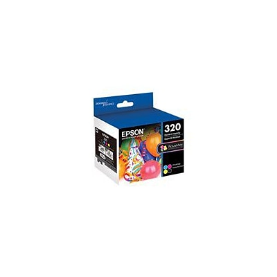 Epson® PictureMate 400 320 Color Photo Cartridge for PictureMate PM-400 Printer