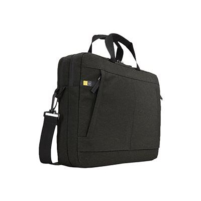 Case Logic ® Huxton Black Polyester 15 - 16 Laptop Bag (HUXB115)