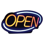 LED Open Sign, Easy to operate LED sign