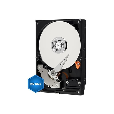 Western Digital ® WD60EZRZ 6TB SATA 6Gbps Internal Hard Drive; Blue