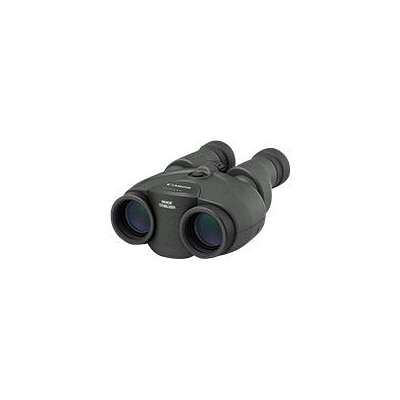 Canon ® IS II Image Stabilized Prism Binocular; 10x, 30 mm (9525B002)