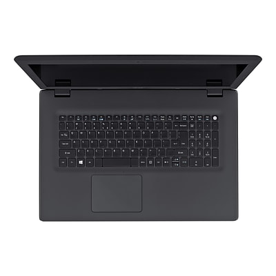 Acer ™ TravelMate P2 TMP278-M-52UJ 17.3 Notebook; LCD, Intel i5-6200U Dual-Core, 1TB HDD, 8GB RAM, Windows 7 Pro, Black