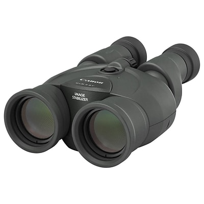 Canon ® IS III Image Stabilized Prism Binocular; 12x, 36 mm (9526B002)