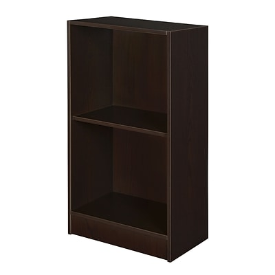 Regency Niche 2-Shelf Bookcase, Truffle (PBC1629TF)