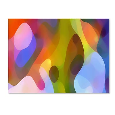 Trademark Fine Art Dappled Light 6 by Amy Vangsgard  24 x 32 Canvas Art (AV0104-C2432GG)