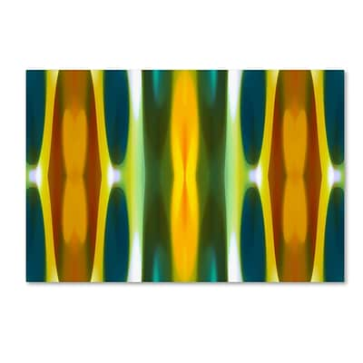Trademark Fine Art Fury Forest 1 by Amy Vangsgard 12 x 19 Canvas Art (AV0125-C1219GG)