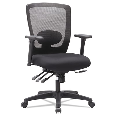 Alera® Mesh High-Back Chair w/ Adjustable Arms