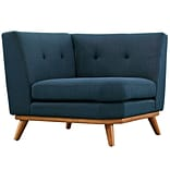 Modway Engage 39.5 Fabric Corner Sofa Blue