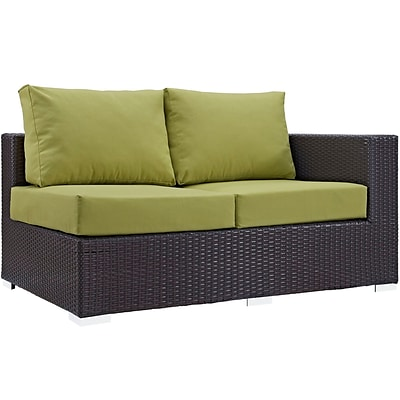 Modway Convene Outdoor Patio Right-Arm Loveseat (EEI-1841-EXP-PER)