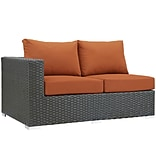 Sojourn Outdoor Patio Left-Arm Loveseat