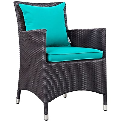 Modway Convene Outdoor Patio Armchair (EEI-1913-EXP-TRQ)