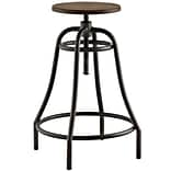 Modway Toll 33 Barstool; Brown