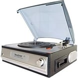 boytone  Home Turntable System with Cassett