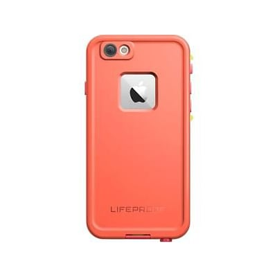 LifeProof FRE Case for iPhone 6/6S; Sunset Pink (77-52567)