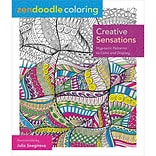 Macmillan Publishers Zendoodle Coloring: Calming Swirls, Softcover