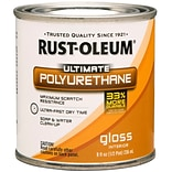 Rust-Oleum 8 oz. Ultimate Polyurethane, Clear Gloss