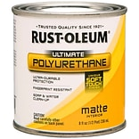 Rust-Oleum 8 oz. Ultimate Polyurethane, Clear Matte