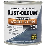 Rust-Oleum 8 oz. Ultimate Wood Stain, Worn Navy