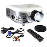 Pyle Home Widescreen 1080p 2,000-lumen Digital Multimedia Led Projector