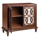 Stein World Webber 35.75 Accent Cabinet; Brown (13246)