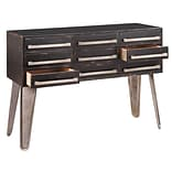 Stein World Woodrow 33.5 Console Antique Brown (13260)
