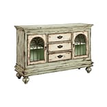 Stein World Granby 36 Accent Cabinet; Weathered Mint (13261)