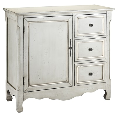 Stein World Chesapeake 34.5 Accent Cabinet; Caden Grey, Cream (28292)