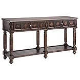 Stein World Ellsworth  Console Table; Reclaimed (57256)