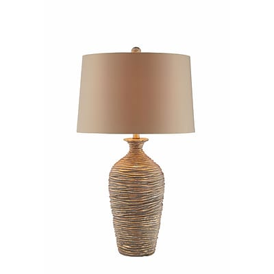 Stein World 150 Watt Palladio Table Lamp; Antique Gold (99754)