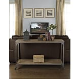 Altra Cecil Wood Veneer Console Table; Rustic (5075096)