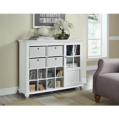 Altra Reese Park Storage Cabinet, White (7658096)
