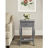 Altra Kennedy Accent Table; Gray (5061196PCOM)