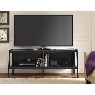 Altra Lawrence 60 Ladder TV Stand; Black (1742096PCOM)