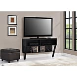 Altra Layton Wall Mounted 47 TV Stand; Black Oak (1756096PCOM)