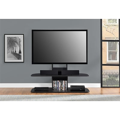 Altra Galaxy 65 TV Stand with Mount, Black (1761096PCOM)