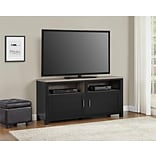 "Altra Carver 60"" TV Stand; Black/Sonoma Oak (1753296PCOM)"
