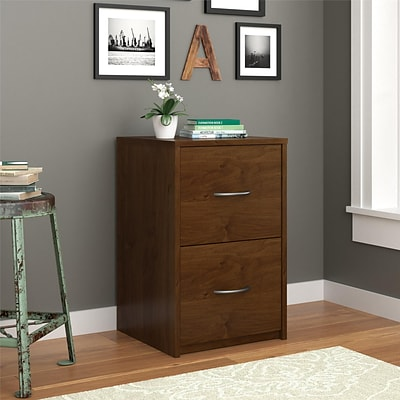 Altra Core 2 Drawer File Cabinet, Northfield Alder (9524328PCOM)