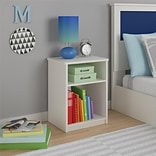 Cosco Skyler Kids Night Stand; White (5836015PCOM)
