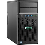 HP® ProLiant ML30 Gen9 8GB RAM Intel Xeon E3-1240 v5 Quad-Core Micro Tower Performance Server (83089