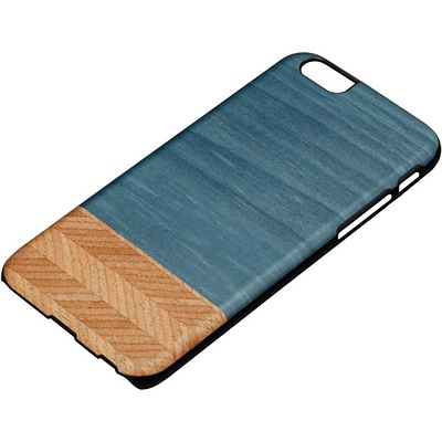Man and Wood Slim Case for Use with iPhone 6/6S; Denim (M1464B)