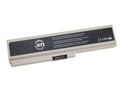BTI Lithium-ion Notebook Replacement Battery for Toshiba