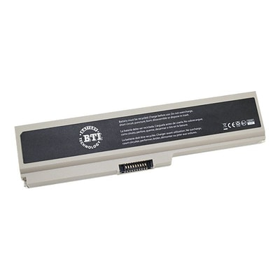 BTI Lithium-ion Notebook Replacement Battery for Toshiba Satellite E305; 5600 mAh (TS-E305)