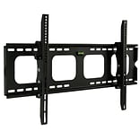 Mount-It! Tilt TV Wall Mount for 40-80 Flat Screen TVs (MI-303L)