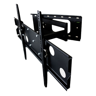 Mount-It! Articulating TV Wall Mount for 32-60 Flat Screens (MI-326B)