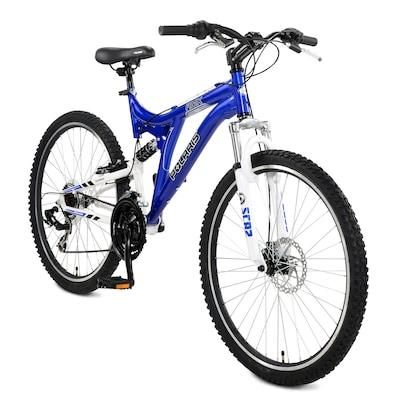 Polaris Men's 21-Speed Mountain Bike